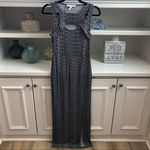 {BCBGeneration} Maxi Dress With Slit